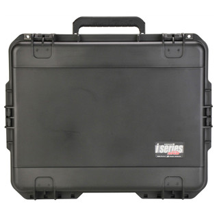SKB iSeries 2217-8 Waterproof Case (With Cubed Foam) - Front
