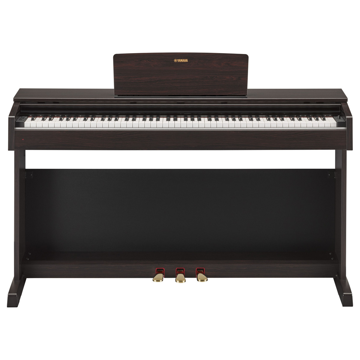 yamaha ydp 143 digital piano dark rosewood at gear4music. Black Bedroom Furniture Sets. Home Design Ideas