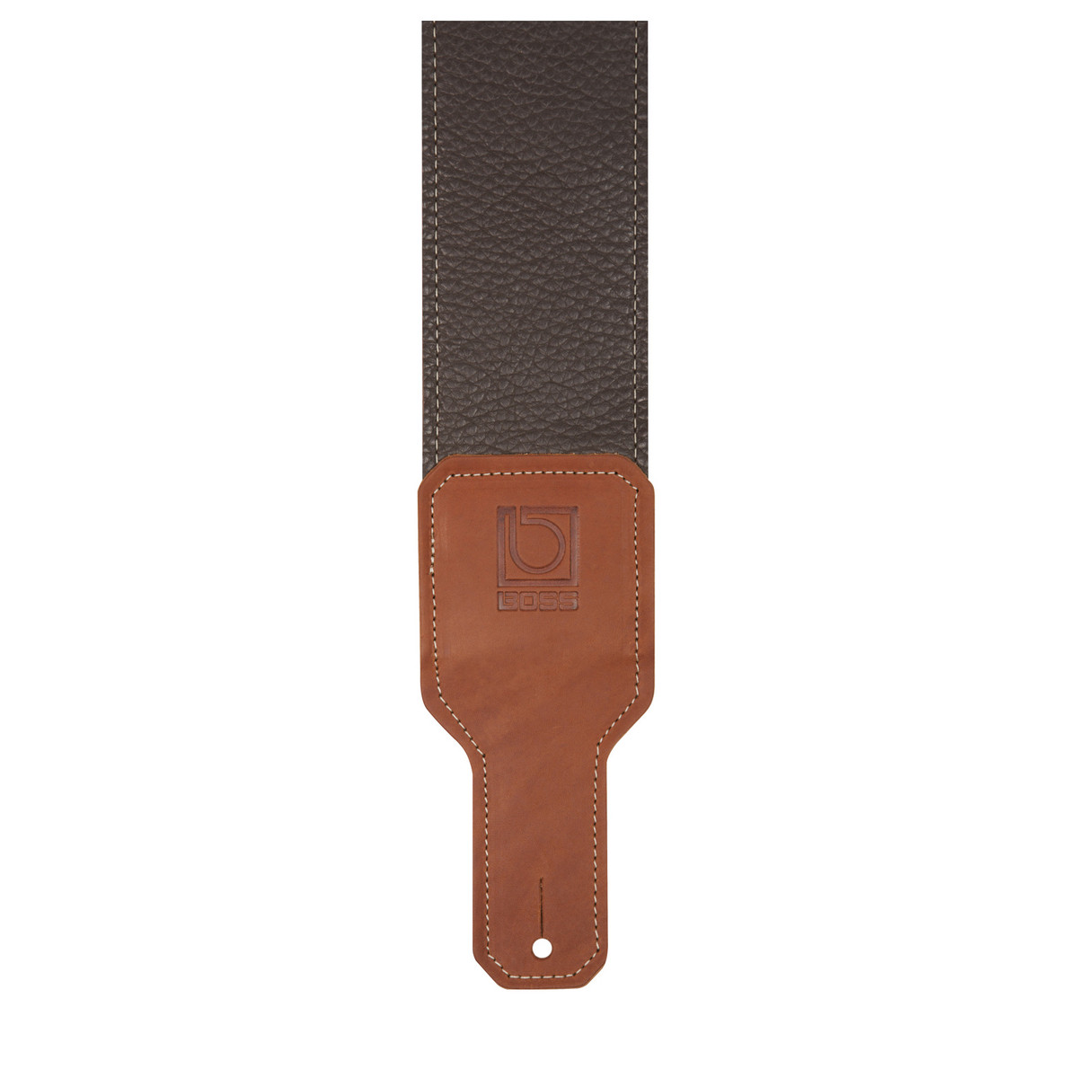 Click to view product details and reviews for Boss 3 Brown Premium Leather Guitar Strap.