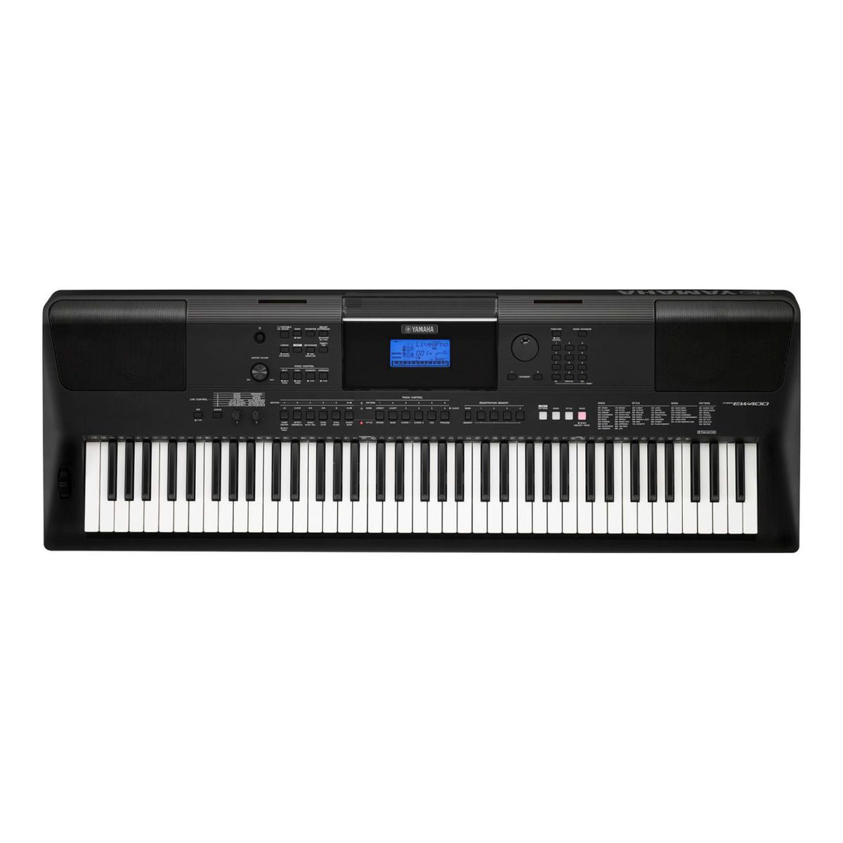 Yamaha psr ew400 digital piano at for Digital piano keyboard yamaha