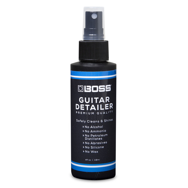 BOSS Guitar Detailer, Bottle - Bottle