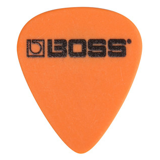BOSS Delrin Pick .60mm Medium / Thin, 12 Pack - Singular Pick