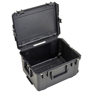 SKB iSeries 2217-12 Waterproof Utility Case (Empty) - Angled Open