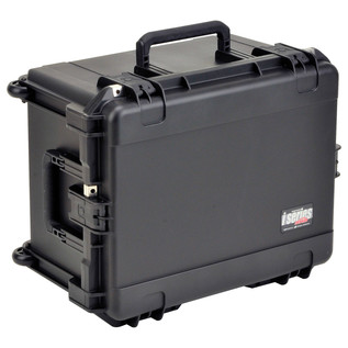 SKB iSeries 2217-12 Waterproof Case (With Cubed Foam) - Angled