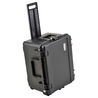 SKB iSeries 2217-12 Waterproof Case (With Cubed Foam) - Angled With Handle
