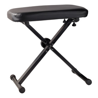 Rockstand by Warwick Deluxe Keyboard Bench Black