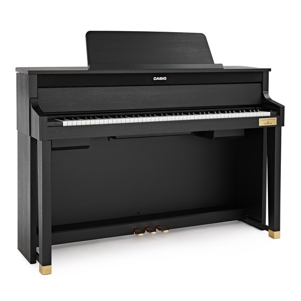 Casio GP400 Grand Hybrid Piano, Black
