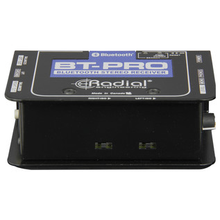 Radial Tonebone BT-Pro Bluetooth Direct Box - Rear