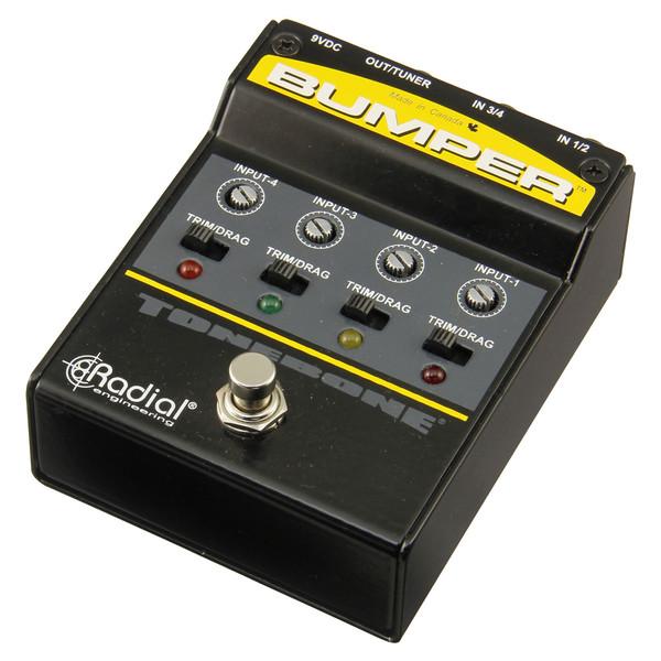 Radial Tonebone Bumper Instrument Selector - Angled