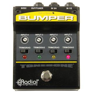 Radial Tonebone Bumper Instrument Selector - Top