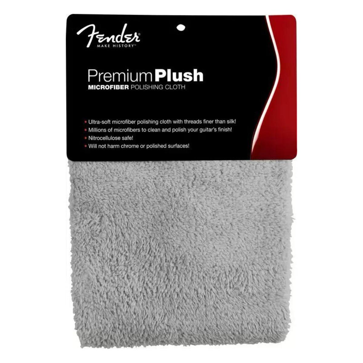 Microfiber Cloth Jb Hi Fi: Fender Premium Plush Microfiber Polishing Cloth At Gear4music