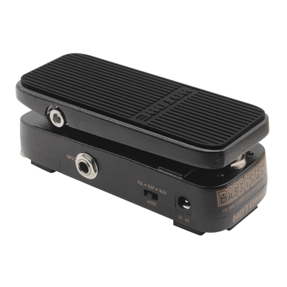 hotone bass press 3 in 1 bass wah volume expression pedal at gear4music. Black Bedroom Furniture Sets. Home Design Ideas