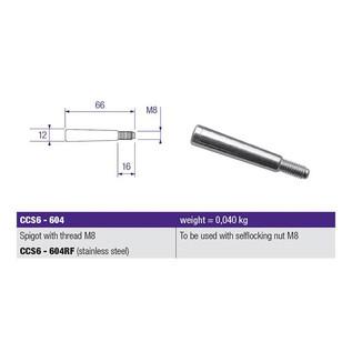 Prolyte X30 Series Threaded Spigot Truss Pin M8