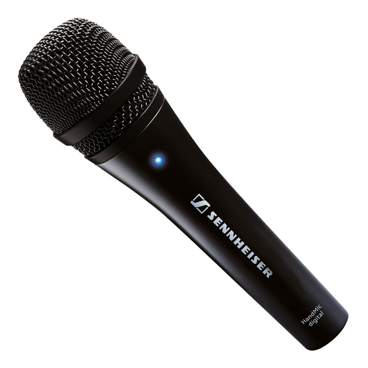 sennheiser handmic digital dynamic microphone gear4music. Black Bedroom Furniture Sets. Home Design Ideas