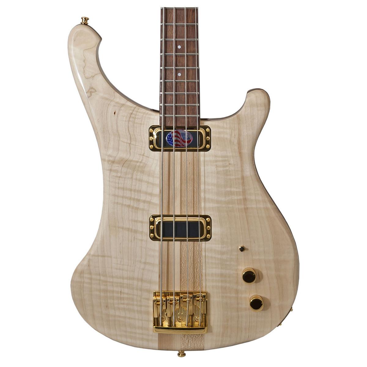 rickenbacker 4004cii cheyenne ii bass guitar mapleglo at. Black Bedroom Furniture Sets. Home Design Ideas