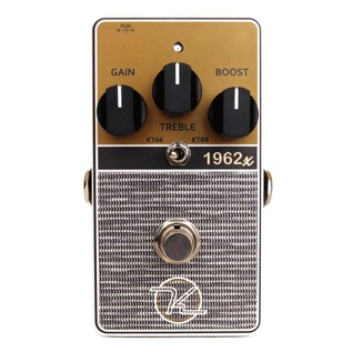 Keeley 1962X 2-Mode Limited British Overdrive Pedal