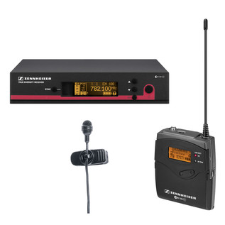 Sennheiser EW 122 G3 GB Wireless Presentation System with ME 4 Mic