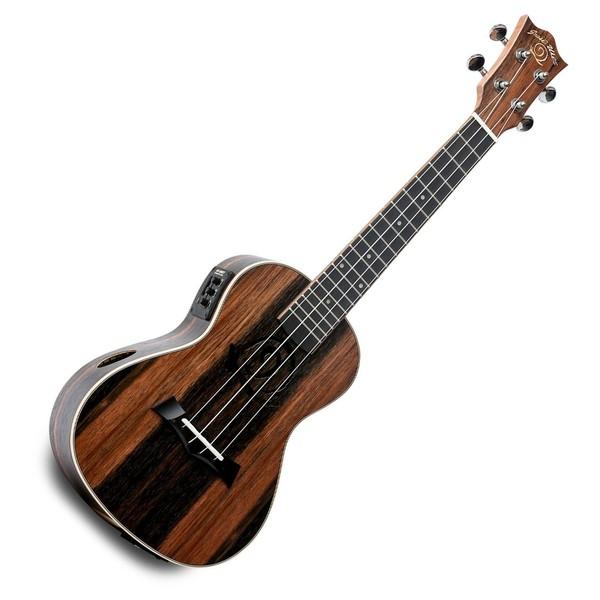 Snail UKC-483EQ Concert Electro Acoustic Ukulele, Ebony