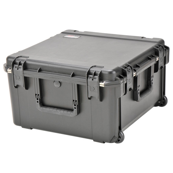 SKB iSeries 2222-12 Waterproof Case (Empty) - Angled 2