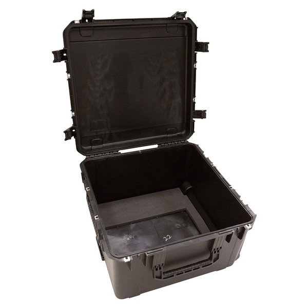 SKB iSeries 2424-14 Waterproof Case (Empty) - Angled Open