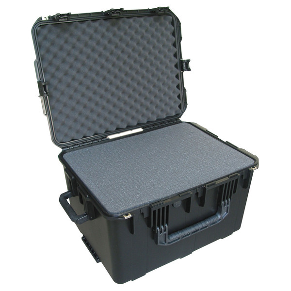 SKB iSeries 2317-14 Waterproof Case (With Cubed Foam) - Angled Open