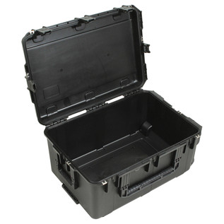SKB iSeries 2617-12 Waterproof Case (Empty) - Angled Open 2