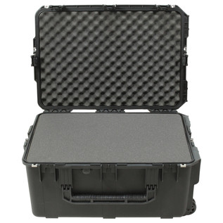 SKB iSeries 2617-12 Waterproof Case (With Cubed Foam) - Front Open