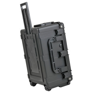 SKB iSeries 2617-12 Waterproof Case (With Dividers) - Angled With Handle
