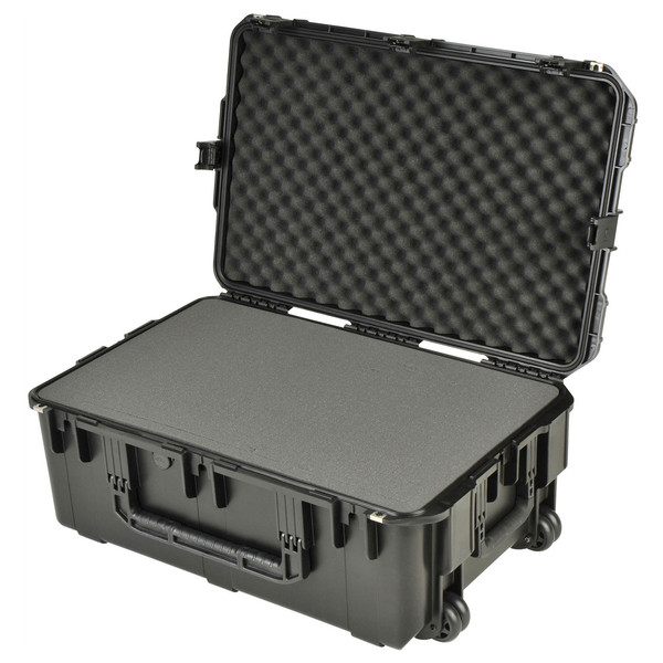 SKB iSeries 2918-10 Waterproof Case (With Cubed Foam) - Angled Open 2