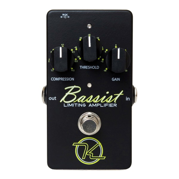 Keeley Bassist Compressor and Limiting Amplifier