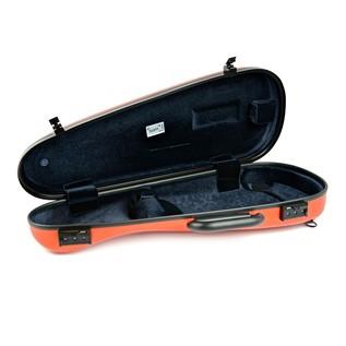 BAM 2003XL Hightech Cabin Violin Case, Orange