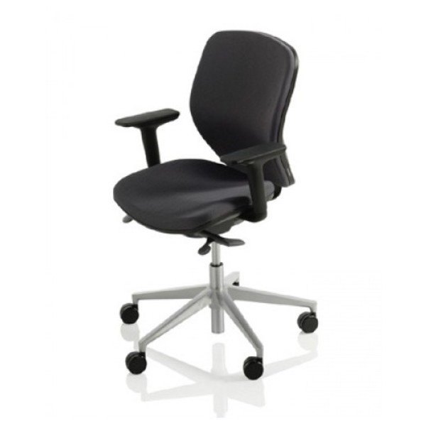 Sefour Studio Chair, Black - Chair