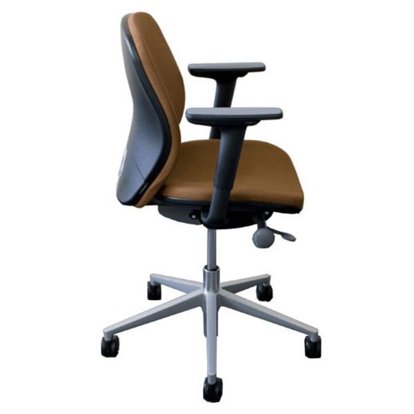 Sefour Studio Chair, Tobacco Walnut - Chair