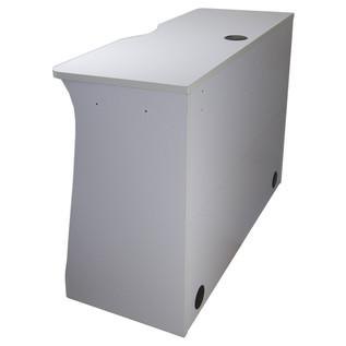 Sefour X30 DJ Console, White - Rear