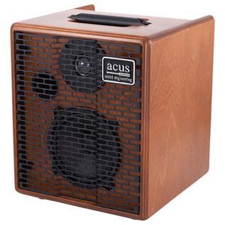 Acus One-5T Acoustic Guitar Amplifier, Wood