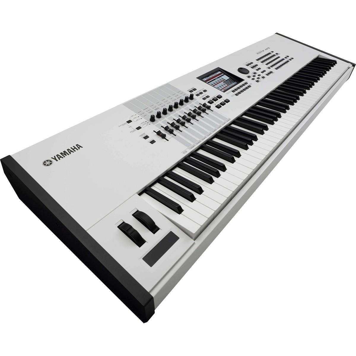 yamaha motif xf8 keyboard workstation limited edition