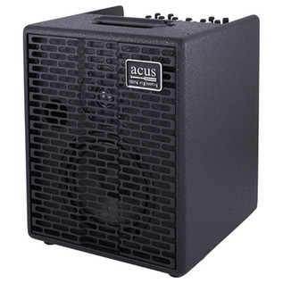 Acus One For Strings 6 Acoustic Amp, Black