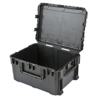 SKB iSeries 2922-16 Waterproof Case (Empty) - Angled Open 2