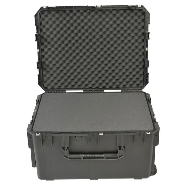 SKB iSeries 2922-16 Waterproof Case (With Cubed Foam) - Front Open