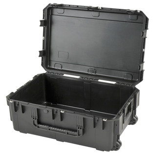 SKB iSeries 3019-12 Waterproof Case (Empty) - Angled Open