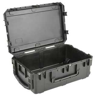 SKB iSeries 3019-12 Waterproof Case (Empty) - Angled Open 2