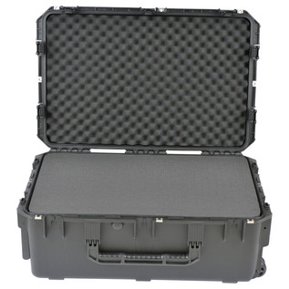SKB iSeries 3019-12 Waterproof Case (With Cubed Foam) - Front Open