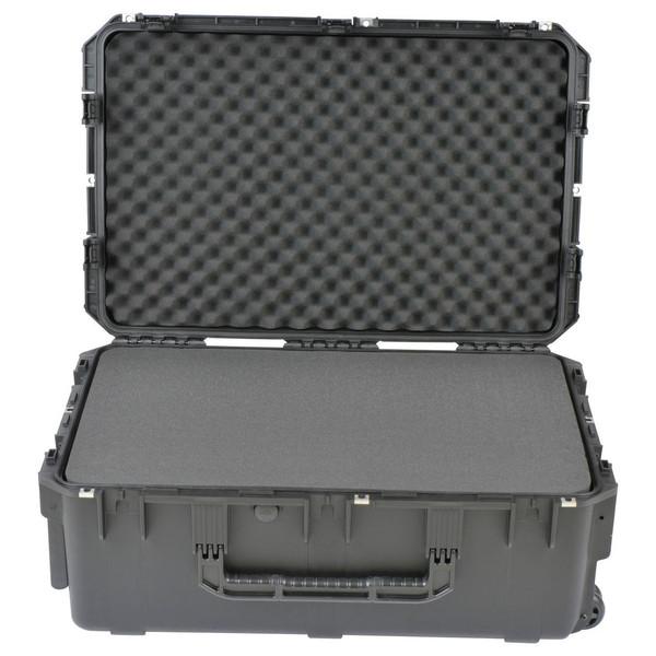 SKB iSeries 3019-12 Waterproof Case (With Cubed Foam) - Front Open