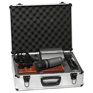 Miktek CV3 Large Diaphragm Tube Condenser Microphone