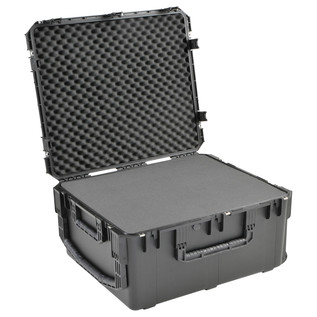 SKB iSeries 3026-15 Waterproof Case (With Cubed Foam) - Angled Open