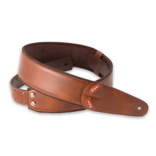 Right On Straps MOJO Charm Guitar Strap, Brown