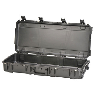 SKB iSeries 3614-6 Waterproof Utility Case (Empty) - Angled Open