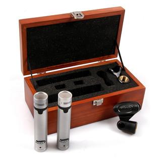 Miktek C5MP Matched Pair Small Diaphragm Pencil Condenser Microphones