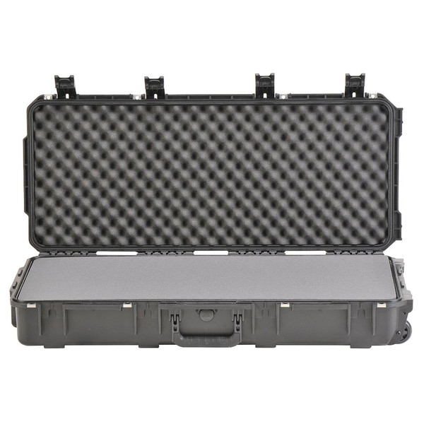 SKB iSeries 3614-6 Waterproof Case (With Layered Foam) - Front Open