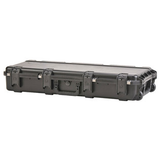 SKB iSeries 3614-6 Waterproof Case (With Layered Foam) - Angled Closed